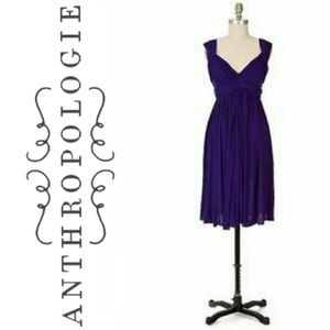 Anthropologie Country Mile Grecian Dress